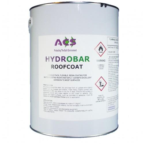 Hydrobar Roof Coat Liquid Roof Repair Acs Limited