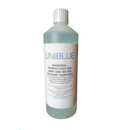 UniBlue : Non Toxic Universal Disinfection